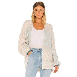 Free People Alpaca Wool Winter Cardigan Sweater